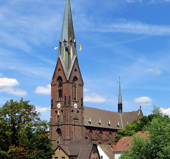 St.-Marien-Kirche ist cool!