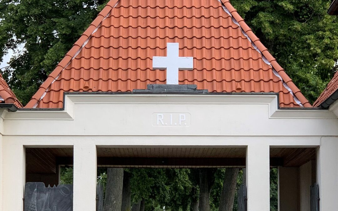 Neue Friedhofsdokumente gültig ab 01.08.2021